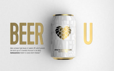 PB Creative Hops Away from Negative Health Connotations with a New Beer Brand