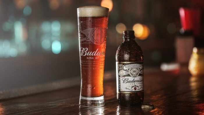 Long-Awaited Budweiser Reserve Copper Lager Arrives on Shelves in the US