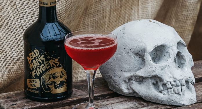 Dead Man's Fingers Spiced Rum Creates a Barbershop that Focuses on Celebrating People's Craniums