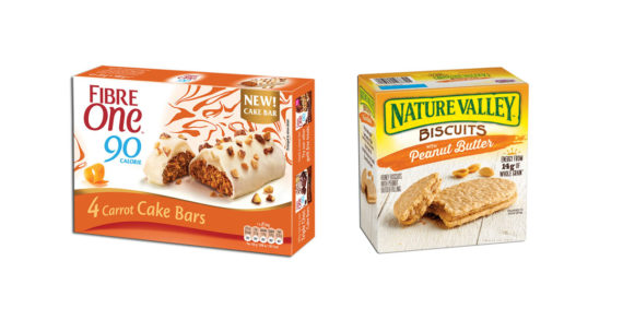 General Mills Announces Significant Growth Across its Snacking Division