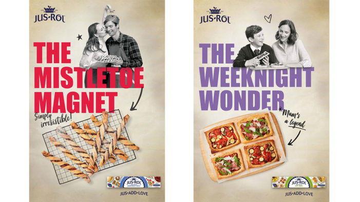 Space Creates Mouth-Watering Campaign for Jus-Rol to Make People Fall Back in Love with Pastry