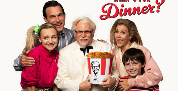 """KFC And Jason Alexander Team Up To Answer The Age-Old Question, """"What's For Dinner?"""""""