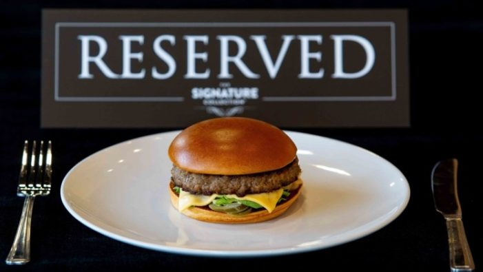 McDonald's Creates First-Ever 'Reservation Service' in the UK