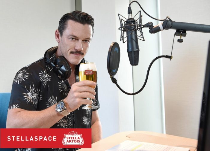 Stella Artois Offers 20-Minute Audio Guide to Beer Sipping Narrated by Luke Evans