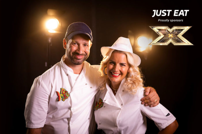 Just Eat Shines a Spotlight on its Restaurant Partners for Second Year of X Factor Sponsorship