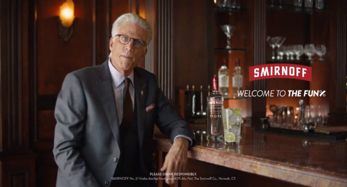 """New """"Welcome to the Fun%"""" Campaign by Smirnoff Celebrates Good Times with Quality Vodka for Everyone"""