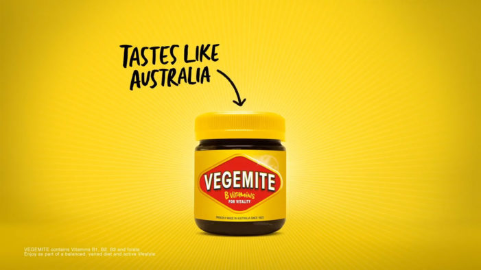 Vegemite Launches First New Push in 6-Years with 'Tastes Like Australia' Ad Blitz