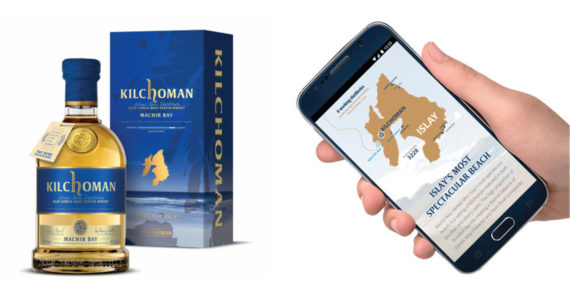 Kilchoman NFC Mobile Marketing Campaign Outperforms Traditional Digital Benchmarks