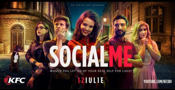 KFC Romania Confronts Social Media Addiction in Web Series 'SOCIAL ME'