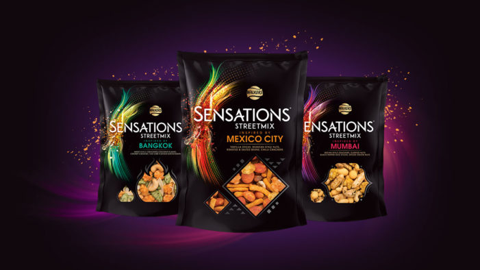 Idents from Jelly Kitchen Capture the Vibrant Flavours of Sensations Streetmix