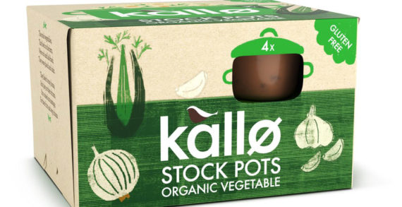Kallø supports Stock Pots with Organic September campaign