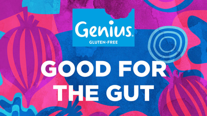 B&B Studio Delivers Dynamic Identity For New Genius 'Good For The Gut' Range