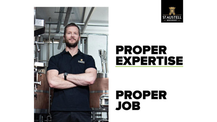 TMW Unlimited Creates New Brand Identity for St Austell Brewery's Proper Job IPA