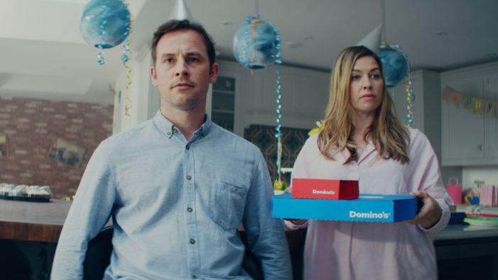 Domino's is Still the Official Food of Everything in New Campaign by VCCP