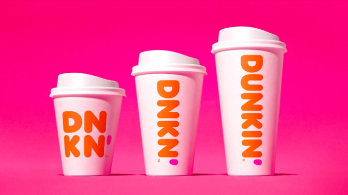 Dunkin' Donuts Unveils New Identity Designed by Jones Knowles Ritchie