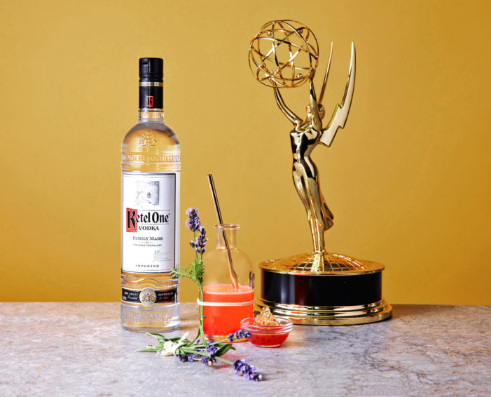 Ketel One Celebrates TV's Finest as the Official Spirits Partner of the 70th Emmy Awards Season