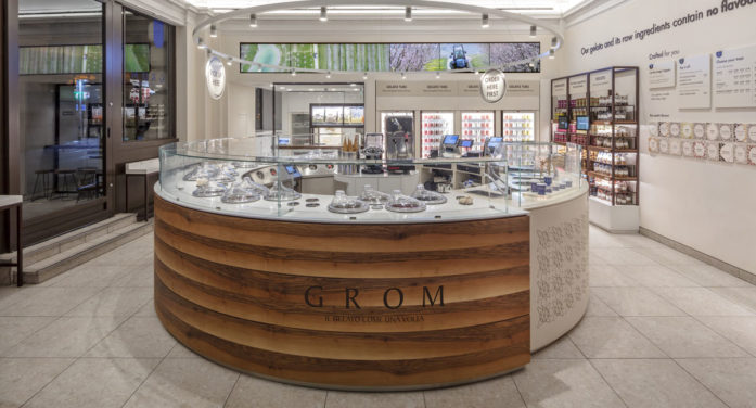 GROM Inaugurates London's First Flagship Store Designed by JHP