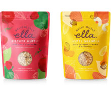 Here Design Celebrates Diversity, Freedom and Creativity of the Plant World in Branding for Deliciously Ella