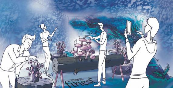 Tesco Finest Unveils a Supermarket First with a Multi-Sensorial Journey Through Taste at 'Devour'