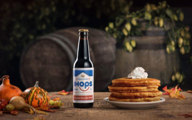 IHOP Surprises Customers for Oktoberfest with New Pumpkin Pancake Beer
