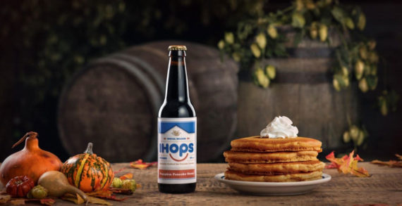 IHOP Surprises Customers for Oktoberfest with New Pumpkin Pancake Beer