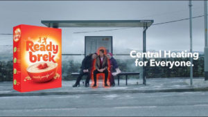Ready Brek Returns To Tv And Brings Central Heating For