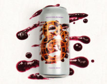 Vocation Brewery Release Three New Collaborations with Can Design by Robot Food