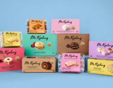 Mr Kipling Hits International Shelves with a Tantalising Redesign by Robot Food