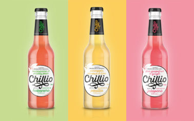 New Packaging Design for a New 'Unconventional' Drink