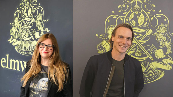Elmwood appoints two new creative directors in London and Leeds