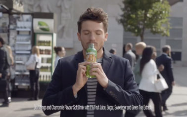 Coca-Cola Drops £4m on First Ad Campaign for Fuze Tea Brand