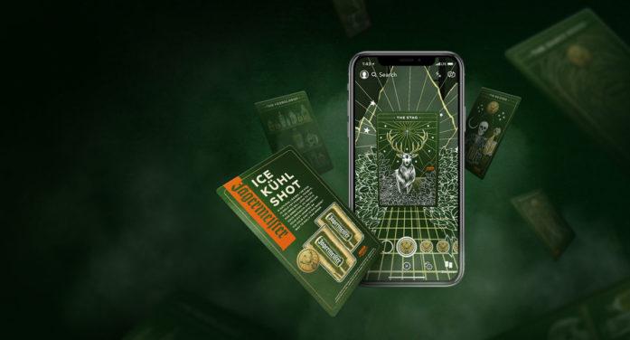 Jägermeister Launches New AR Experience for Halloween