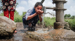 Shekhar Kapur and Parminder Nagra Launch Animation with WaterAid on Impact of Water Crisis on Girls
