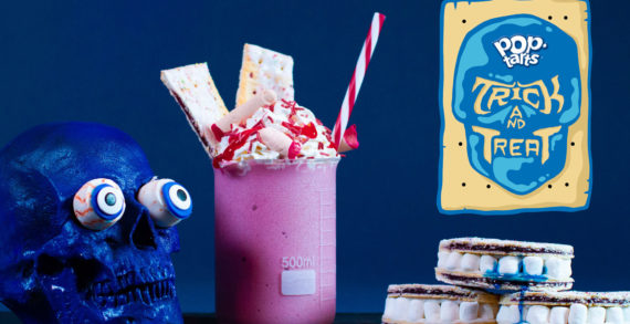 Pop-Tarts Tricks and Treats Fans at Kellogg's NYC Café Takeover