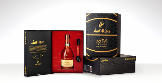 "Rémy Martin Announces Luxury Capsule ""Just Rémy"" Collection, in Partnership with Just Don Designer Don C"