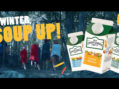 Havas London, You Are Here and Big Buoy Cook up Tasty Looking Ad for New Covent Garden Soup
