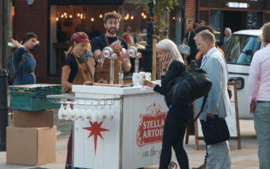 Stella Artois' 'Joie de Bière' Uses Social Experiment to Highlight Slowing Down and Enjoying Life