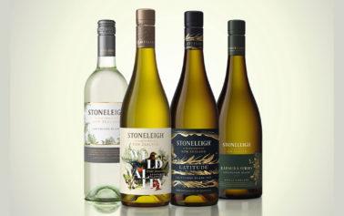 Co-Partnership Provides Vibrant Branding for Stoneleigh's Wine Range