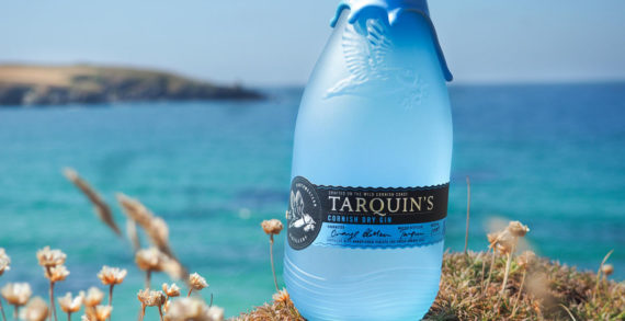 Buddy Provides Branding and Packaging for Tarquin's Cornish Gin