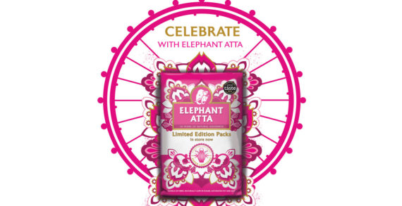 Elephant Atta to Turn Leicester Pink for Diwali Celebrations