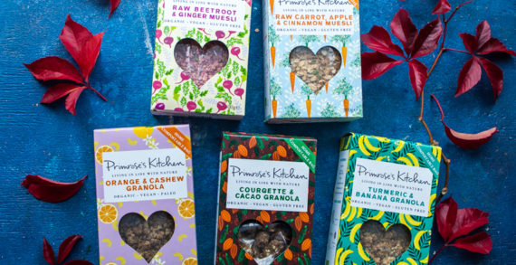 Primrose's Kitchen Launches Fully Home Compostable and Recyclable Packaging