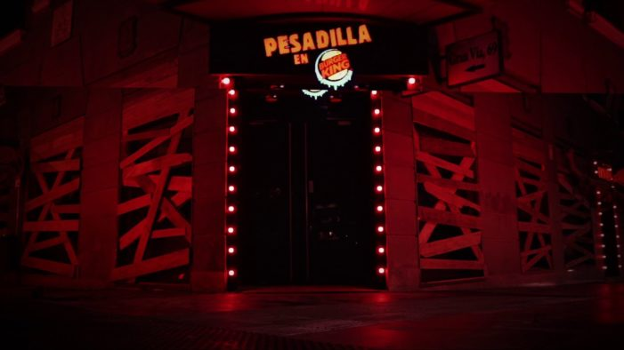 LOLA MullenLowe Brings Nightmare To Burger King Spain