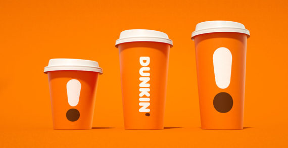Jones Knowles Ritchie Builds on Dunkin' Partnership with Espresso Identity Design