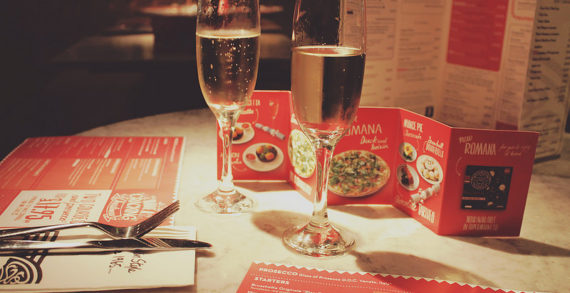 Pizza Express Offering Customers a Free Glass of Prosecco for a Very Good Reason