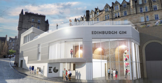 Edinburgh Gin Unveils Plans for Multi-Million-Pound Distillery