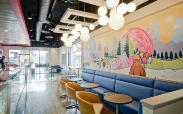 """Baskin-Robbins Unveils Next Generation """"Moments"""" Store Design in the US"""