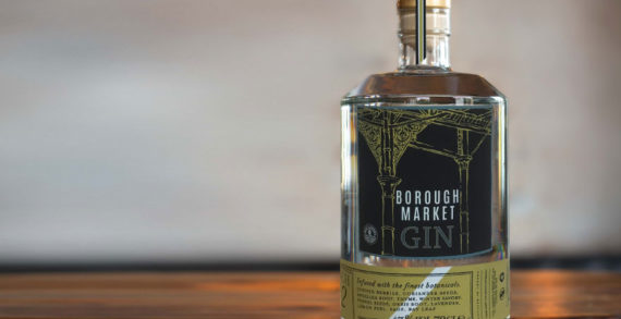 Borough Market and East London Liquor Company Release First Ever Borough Market Gin