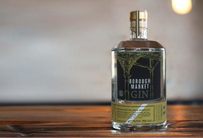 Borough Market and East London Liquor Company Release First Ever Borough Market Gin