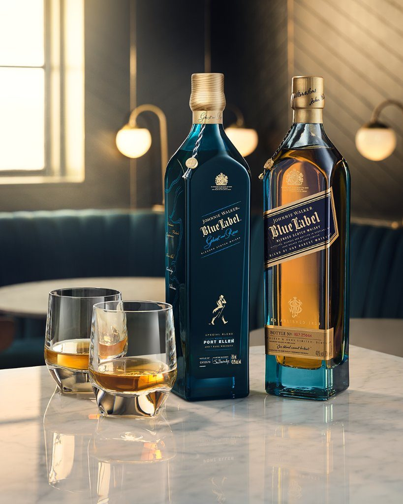 New Johnnie Walker Campaign is an Epic Journey Through the Scottish  Countryside – FAB News
