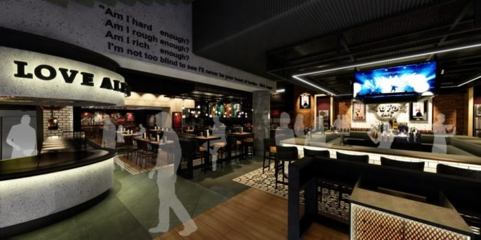 Hard Rock International Announces Flagship London Cafe in Piccadilly Circus